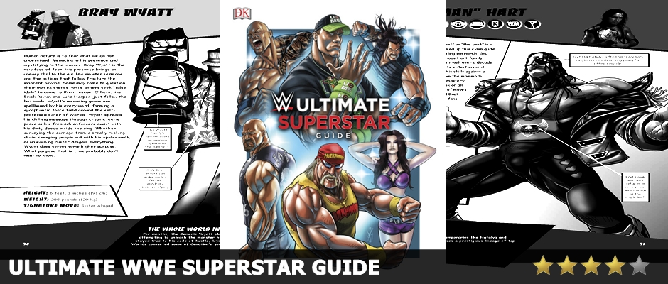 Ultimate WWE Superstar Guide Review