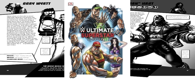 Ultimate WWE Superstar Guide