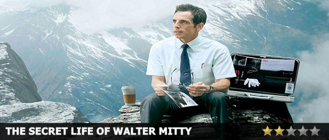 Secret Life of Walter Mitty Review