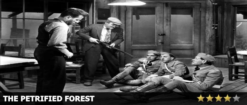 The Petrified Forest Review