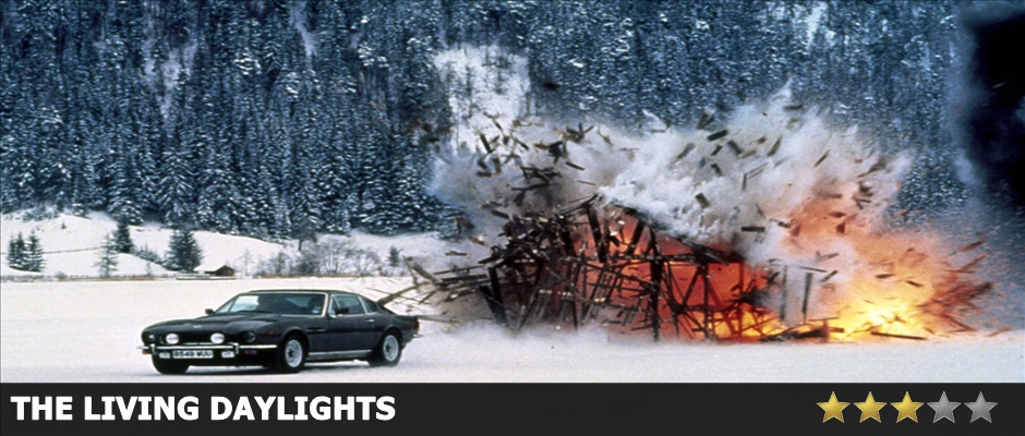 The Living Daylights Review