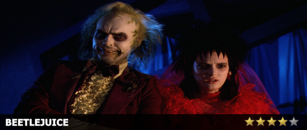 Beetlejuice Review