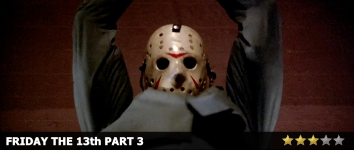 Friday the 13th Part 3 Review
