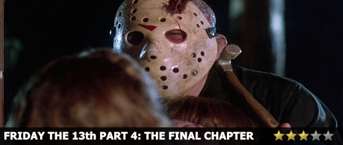 Friday the 13th Part 4 Review