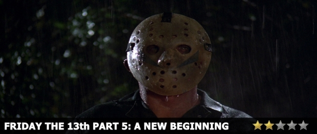 Friday the 13th Part 5 Review