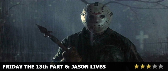 Friday the 13th Part 6 Review