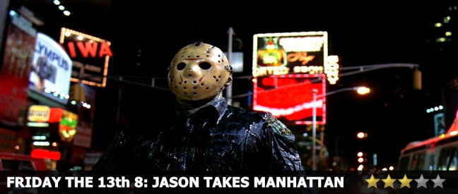 Friday the 13th Part 8 Review