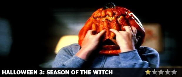 Halloween 3 Review