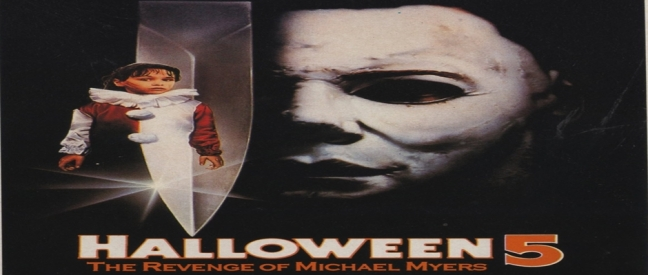 Halloween 5 - Revenge of Michael Myers