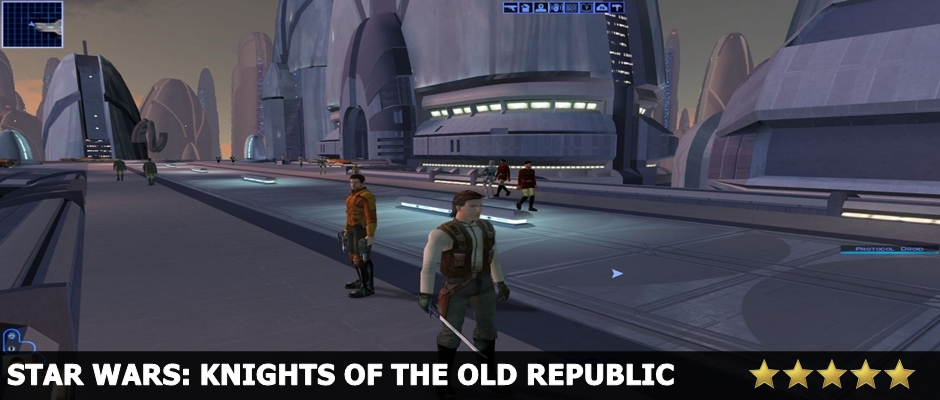Star Wars: Knights of the Old Republic review
