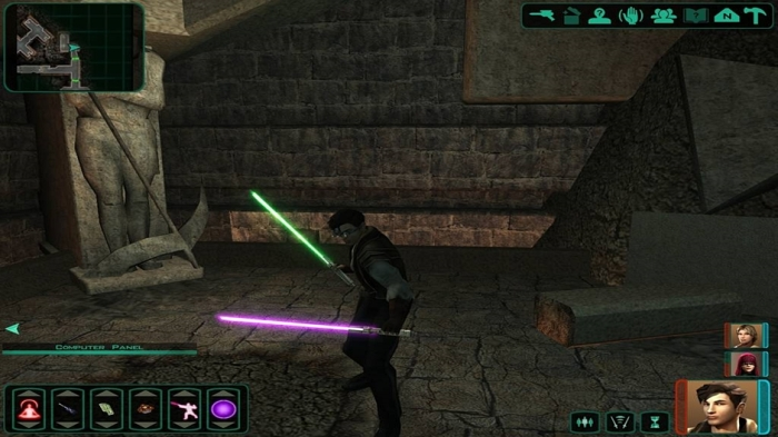 Knights of the Old Republic Screenshot 01