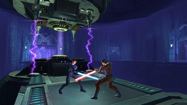 Knights of the Old Republic Screenshot 02