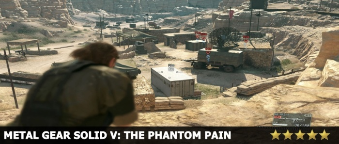 Metal Gear Solid V Review