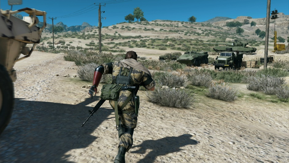 Metal Gear Solid V SS01