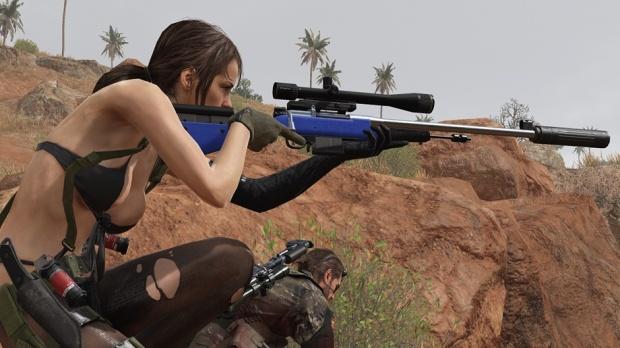 Metal Gear Solid V SS05