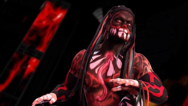 WWE 2K16 Finn Balor Screenshot