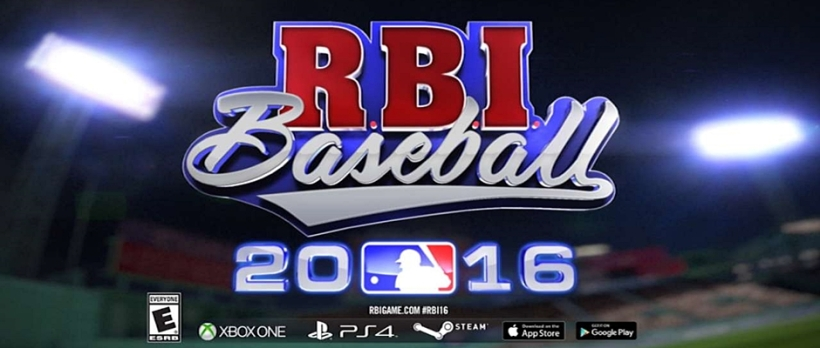 RBI Baseball '16 Review