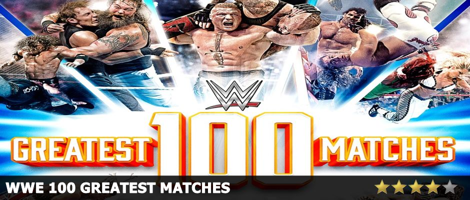 WWE 100 Greatest Match Review