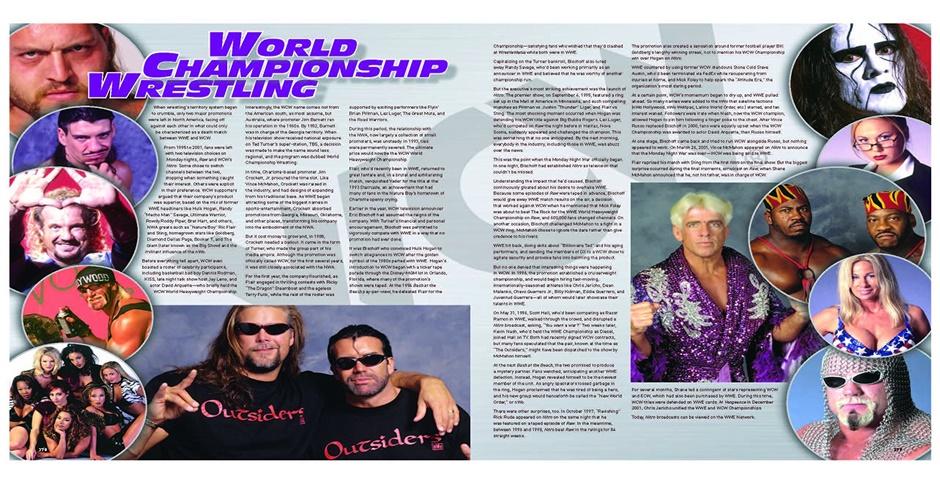 WWE Encyclopedia 3 WCW