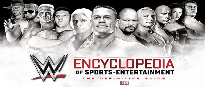 WWE Encyclopedia 3rd Edition