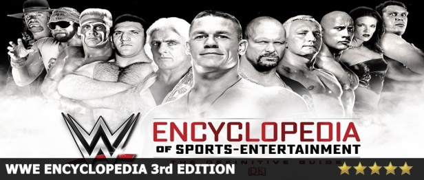 WWE Encyclopedia 3rd Edition Review