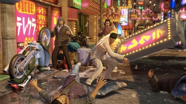 Yakuza 0 Screenshot 01