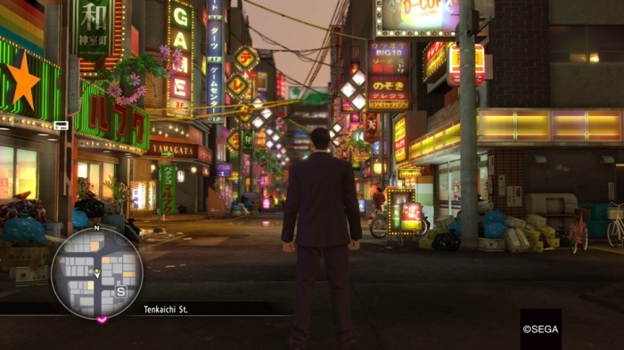 Yakuza 0 Screenshot 02