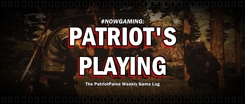 Patriot's Playing