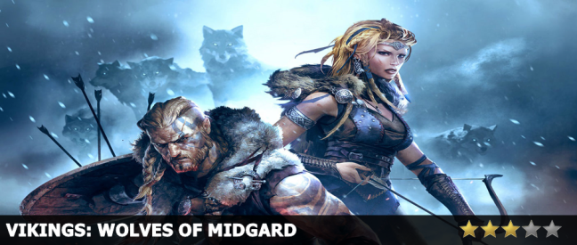 Vikings Wolves of Midgard Review