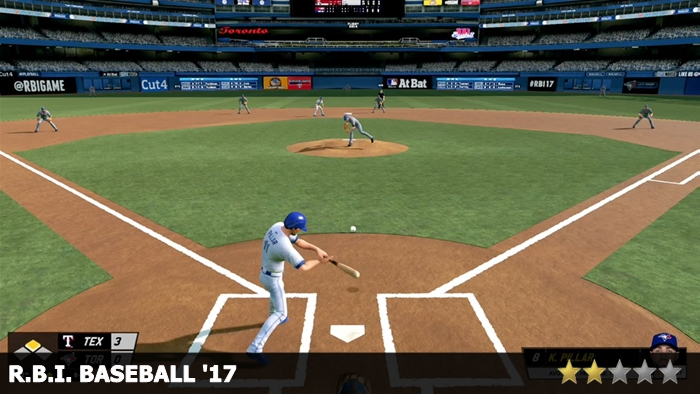 RBI Baseball 17 Review