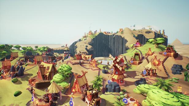 Valhalla Hills Screenshot 02