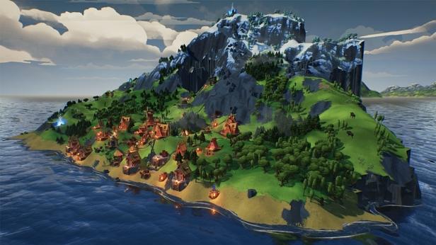 Valhalla Hills screenshot 03