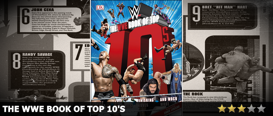 The WWE Book of Top 10's Review
