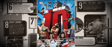 The WWE Book of Top 10's