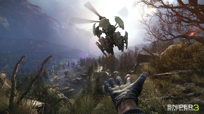Sniper Ghost Warrior 3 Screenshot 01