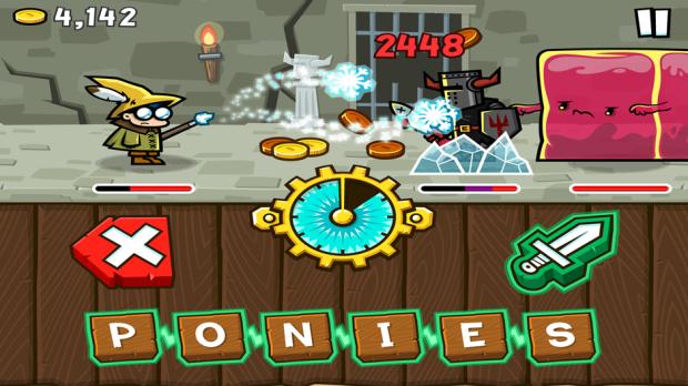 Spellspire Screenshot 01