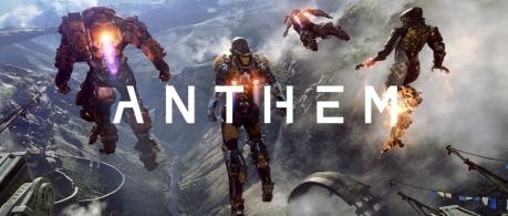 Anthem BioWare game