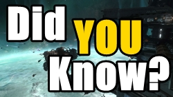 Bungie Did You Know?