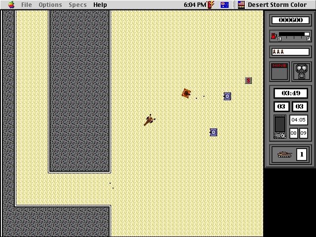 Operation Desert Storm - Bungie