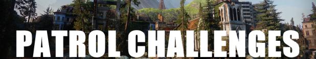 Patrol Challenges Destiny 2