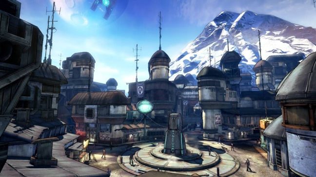 Borderlands 2 Sanctuary