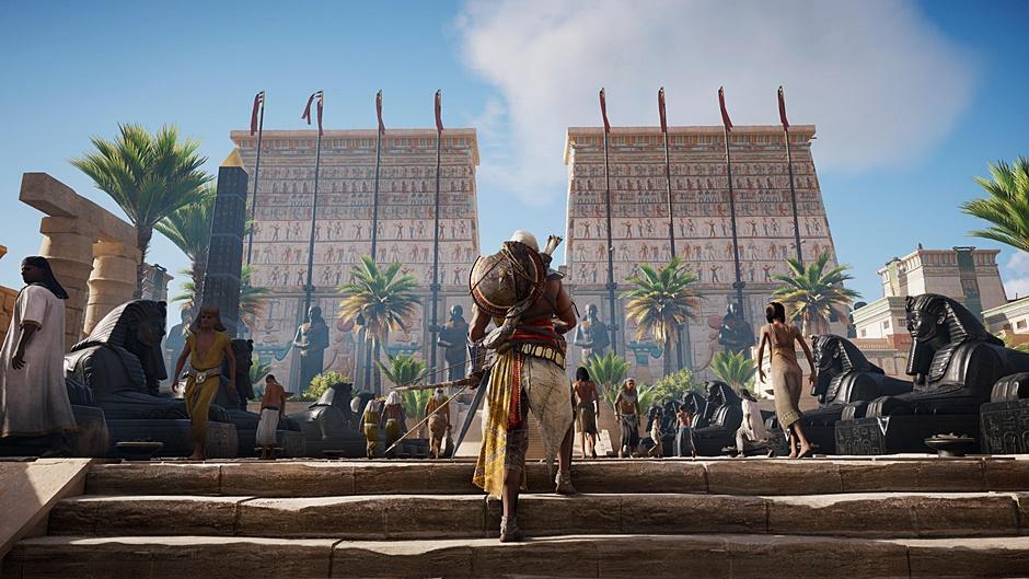 Assassin's Creed Origins Screenshot 01