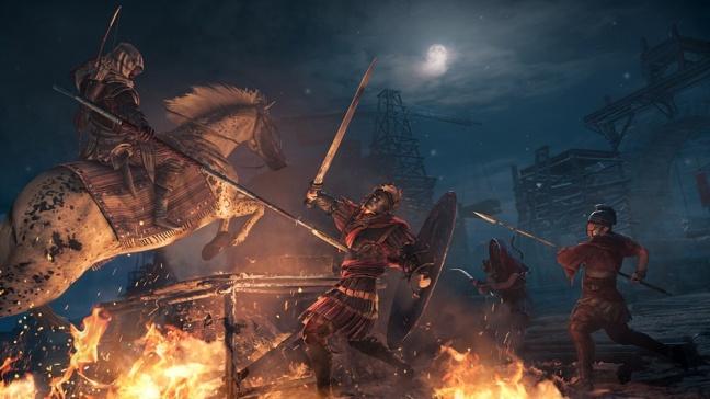 Assassin's Creed Origins Screenshot 02