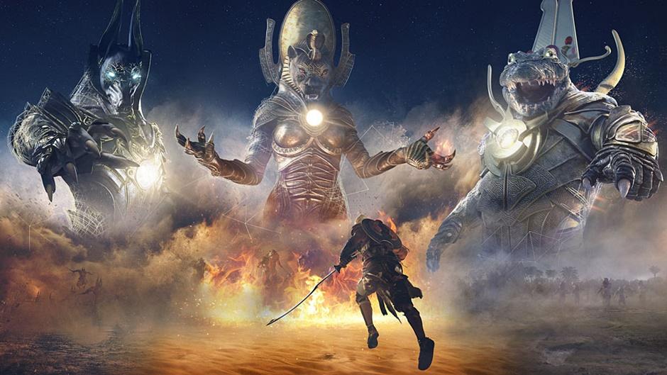 Assassin's Creed Origins Screenshot 03