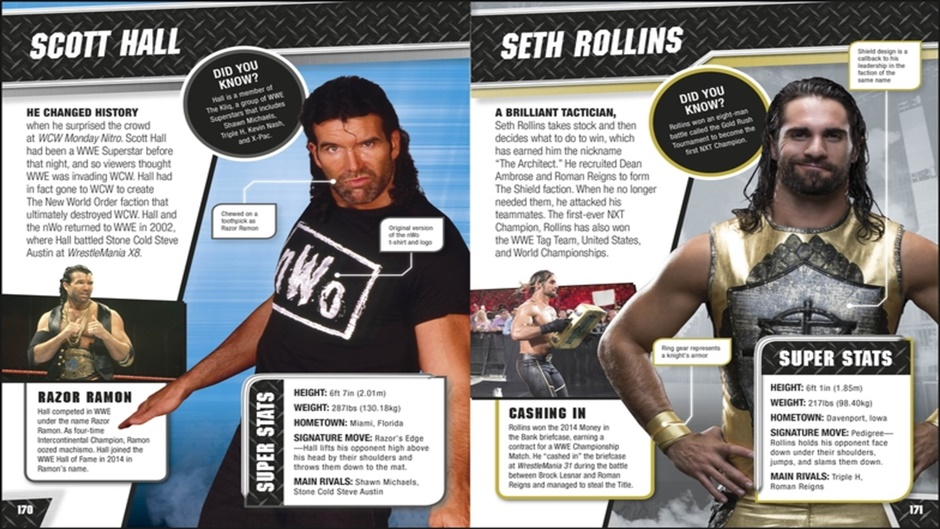 Ultimate WWE Superstar Guide 2 pic 1