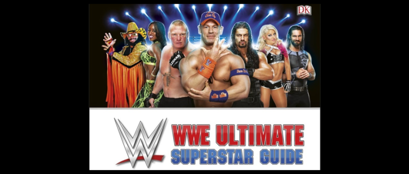 WWE Ultimate Superstar Guide 2nd Edition