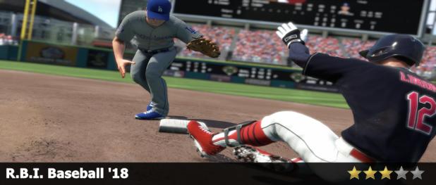 RBI Baseball '18 Review