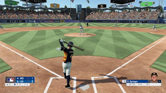 RBI Baseball 18 Screenshot 01