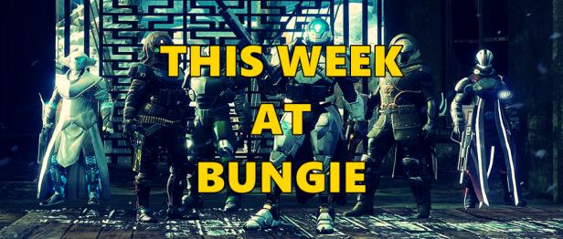 This Week at Bungie