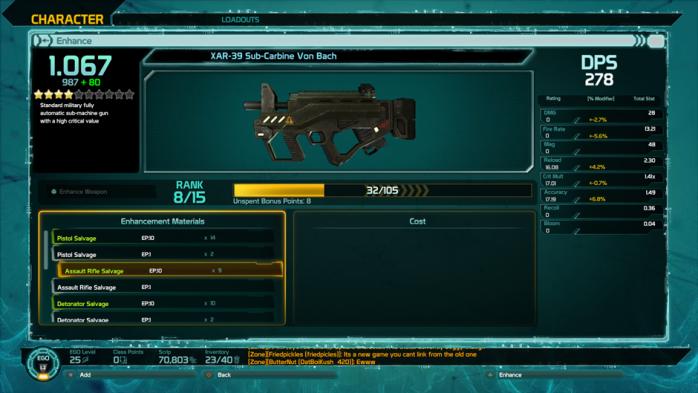 Defiance 2050 Enhance Guide Weapon 3